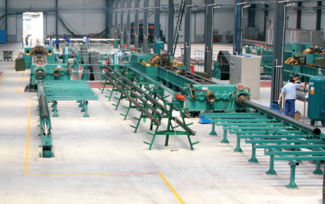 Equipment for Titanium Alloy Tube Rolling Production Line'